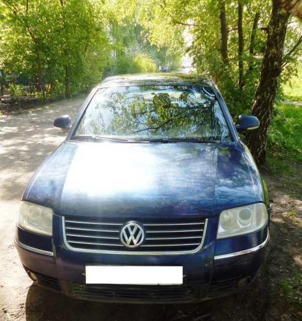 Volkswagen Passat, 2004 год, 290 000 руб.