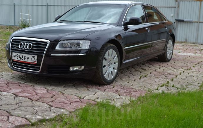 Audi A8, 2007 год, 1 050 000 руб.
