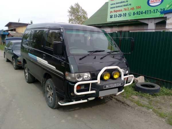 Mitsubishi Delica, 1992 год, 170 000 руб.
