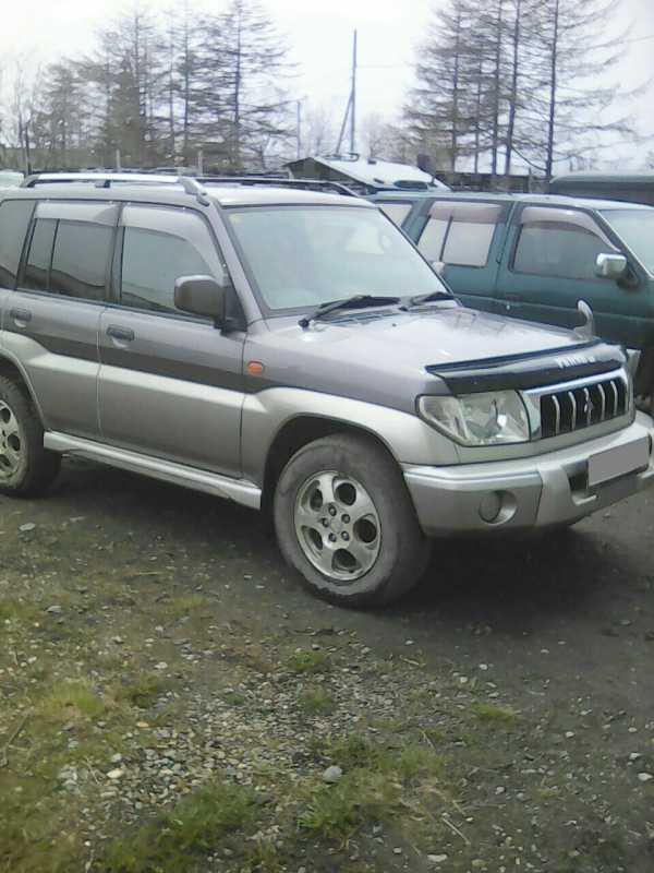 Mitsubishi Pajero iO, 1998 год, 300 000 руб.