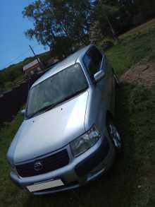 Большой Камень Тойота Саксид 2002