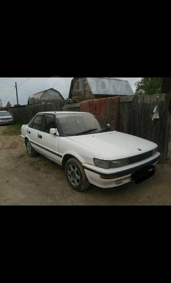 Toyota Sprinter, 1987 год, 70 000 руб.