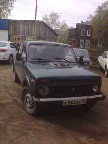 Томск 4x4 2131 Нива 2001