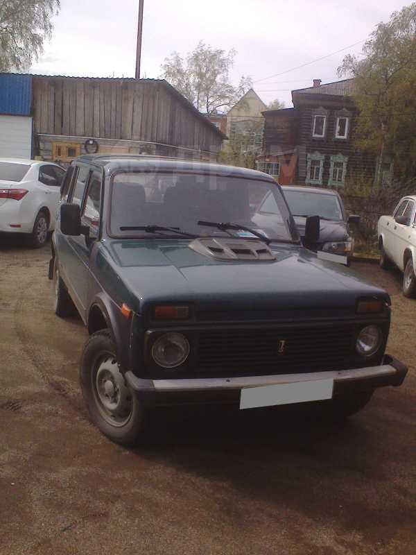 Лада 4x4 2131 Нива, 2001 год, 165 000 руб.