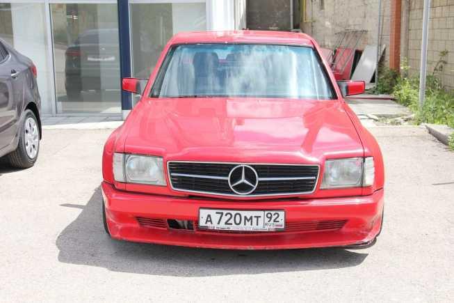 Mercedes-Benz S-Class, 1985 год, 450 000 руб.