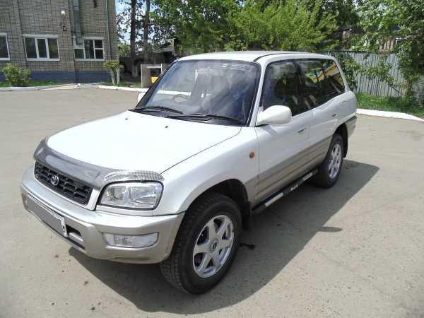 Toyota RAV4, 1997 год, 360 000 руб.