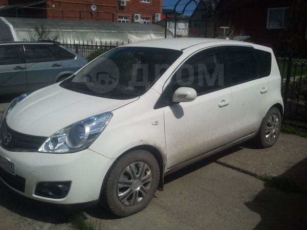 Nissan Note, 2008 год, 250 000 руб.