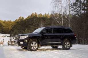 Челябинск Land Cruiser 2008