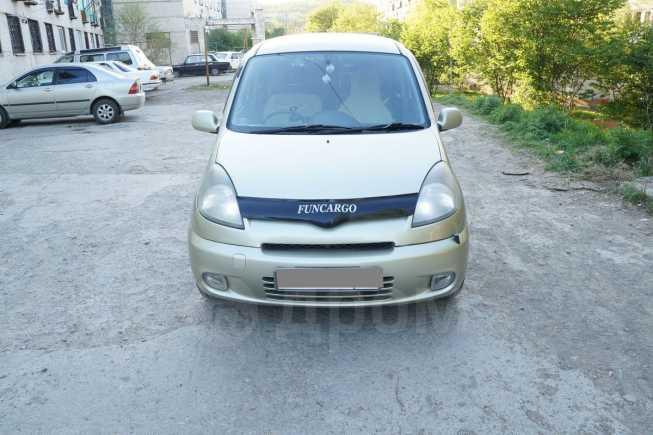 Toyota Funcargo, 2002 год, 260 000 руб.