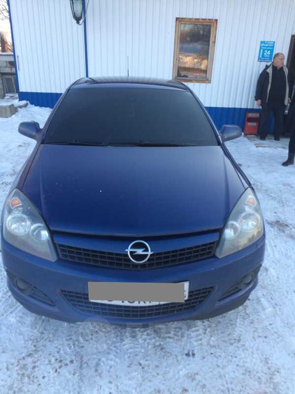 Opel Astra GTC, 2007 год, 345 000 руб.