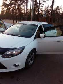 Улан-Удэ Форд Фокус 2012