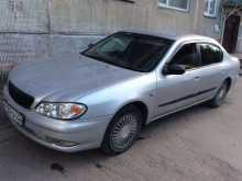 Новосибирск Ниссан Цефиро 2000