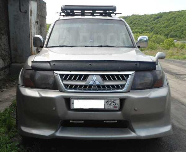 Mitsubishi Montero, 2001 год, 650 000 руб.