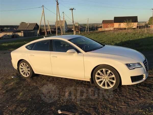 Audi A7, 2011 год, 1 390 000 руб.