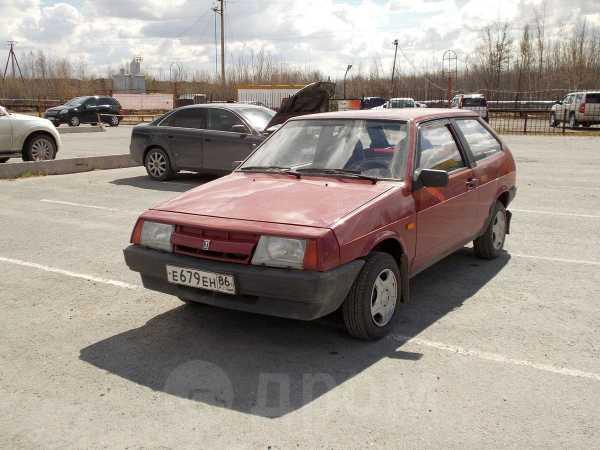 Лада 2108, 1987 год, 100 000 руб.