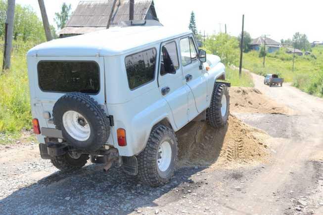 УАЗ 3151, 1999 год, 135 000 руб.