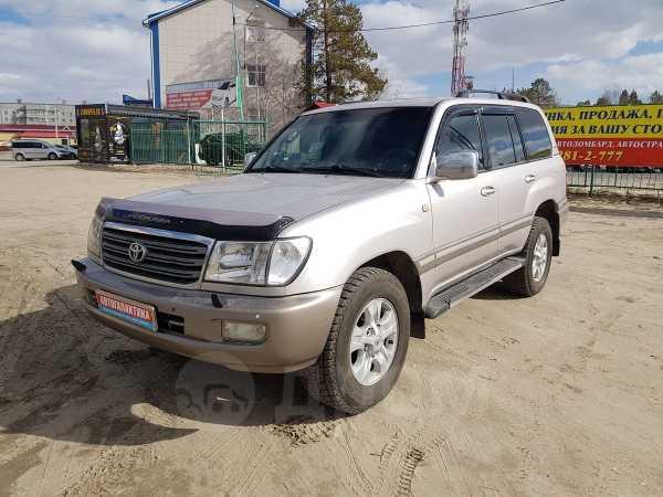 Toyota Land Cruiser, 2004 год, 1 130 000 руб.