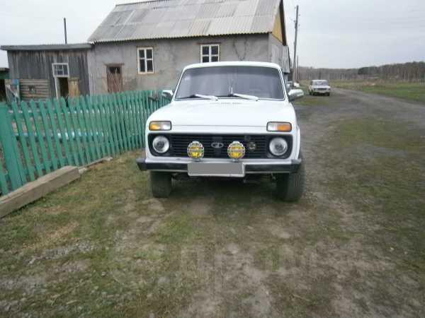Лада 4x4 2121 Нива, 1997 год, 145 000 руб.