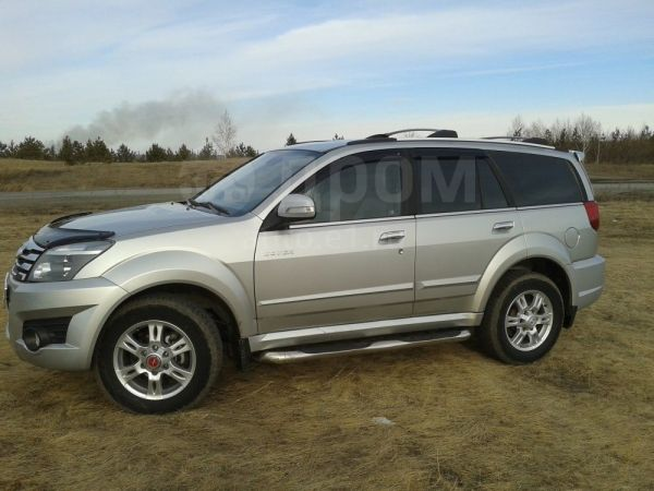 Great Wall Hover H3, 2013 год, 580 000 руб.