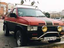 Хабаровск Террано 1989