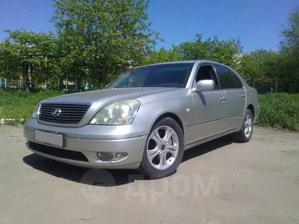 Lexus LS430, 2001 год, 460 000 руб.