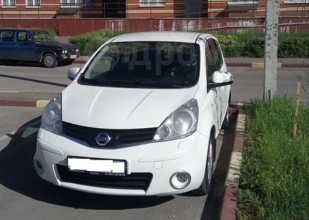 Nissan Note, 2013 год, 400 000 руб.