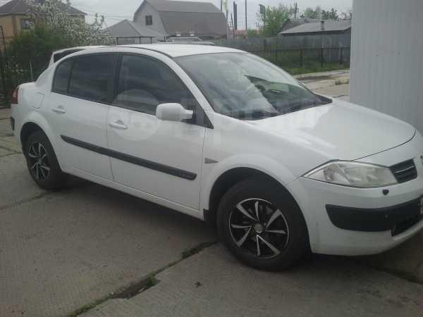 Renault Megane, 2005 год, 250 000 руб.