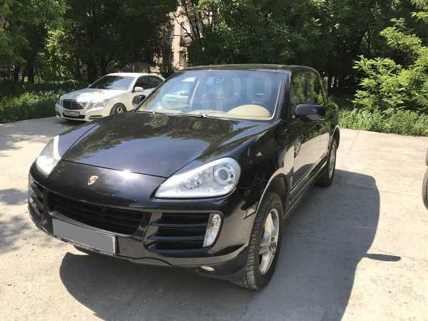 Porsche Cayenne, 2008 год, 1 380 000 руб.