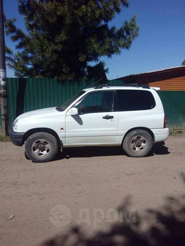 Suzuki Escudo, 1998 год, 230 000 руб.