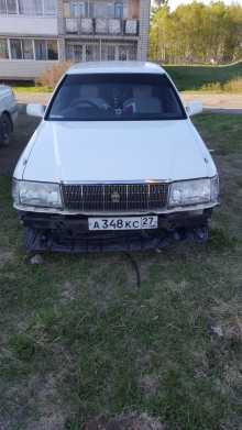 Советская Гавань Тойота Краун 1998