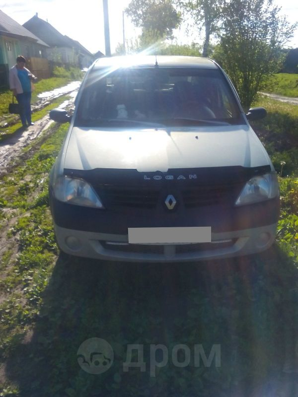 Renault Logan, 2006 год, 164 000 руб.