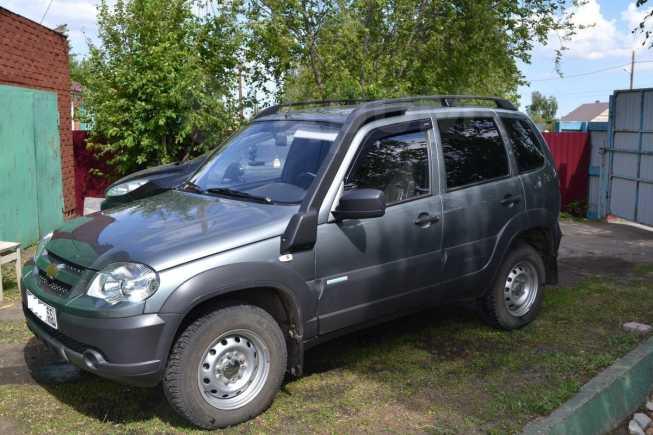 Chevrolet Niva, 2014 год, 395 000 руб.