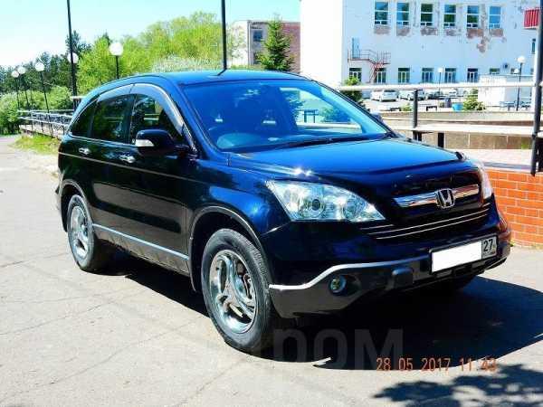 Honda CR-V, 2007 год, 850 000 руб.