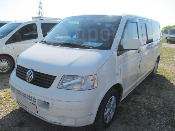 Volkswagen Transporter, 2007 год, 600 000 руб.
