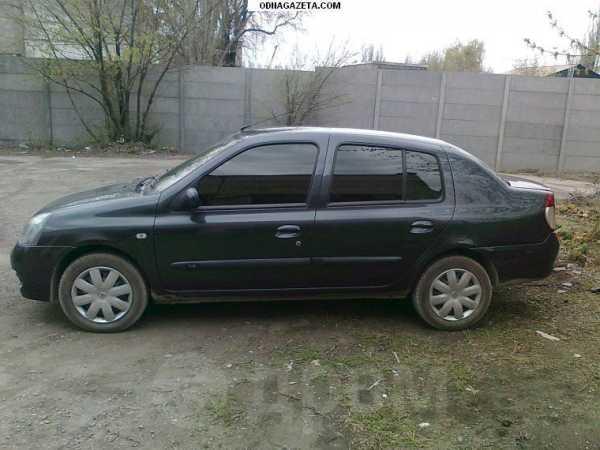 Renault Symbol, 2007 год, 145 000 руб.