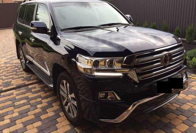 Toyota Land Cruiser, 2016 год, 3 250 000 руб.