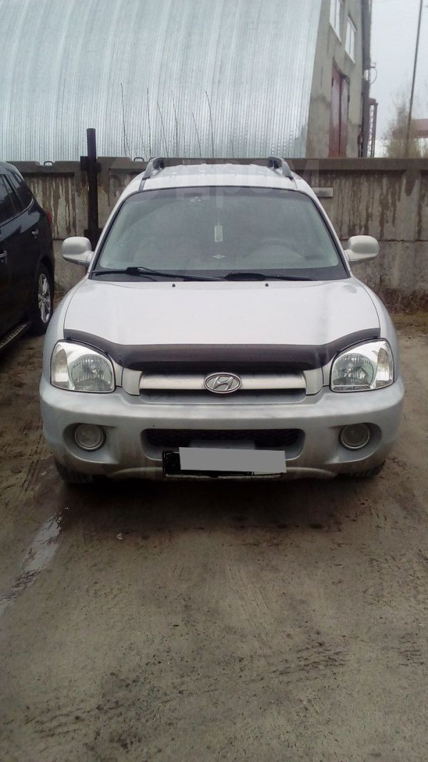 Hyundai Santa Fe Classic, 2011 год, 600 000 руб.