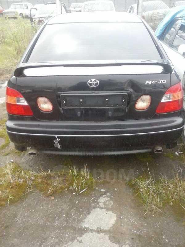 Toyota Aristo, 2001 год, 70 000 руб.