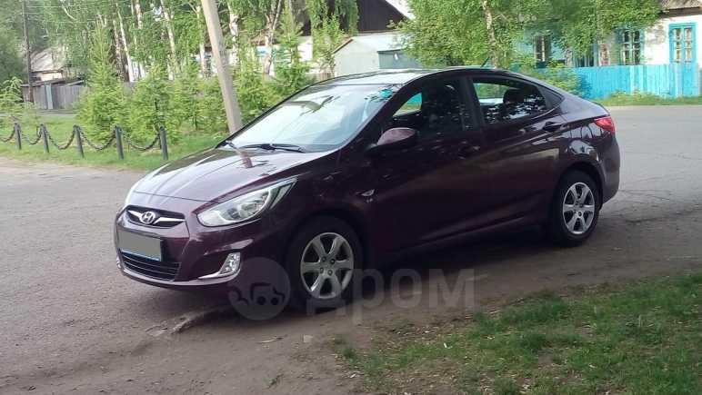 Hyundai Solaris, 2011 год, 444 444 руб.