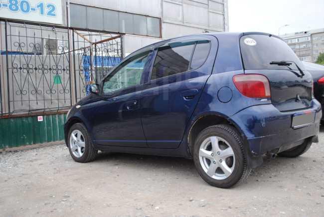 Toyota Vitz, 2001 год, 165 000 руб.