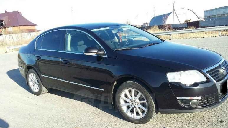 Volkswagen Passat, 2008 год, 470 000 руб.