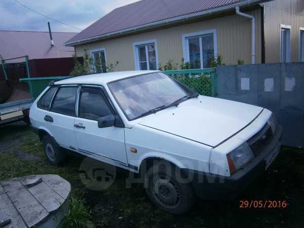 Лада 2109, 1993 год, 37 000 руб.
