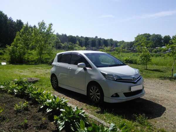 Toyota Ractis, 2011 год, 485 000 руб.