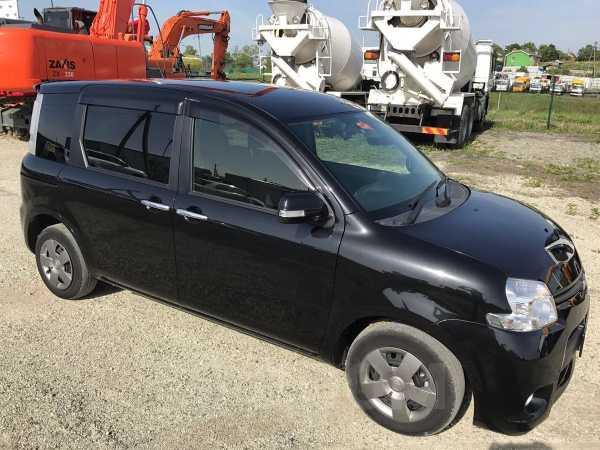 Toyota Sienta, 2015 год, 605 000 руб.