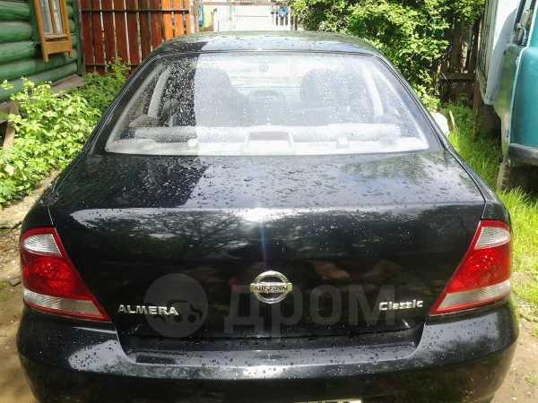 Nissan Almera Classic, 2007 год, 260 000 руб.