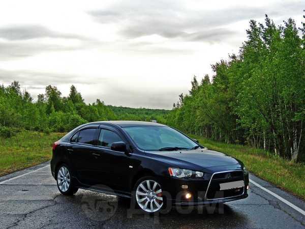 Mitsubishi Galant Fortis, 2009 год, 600 000 руб.