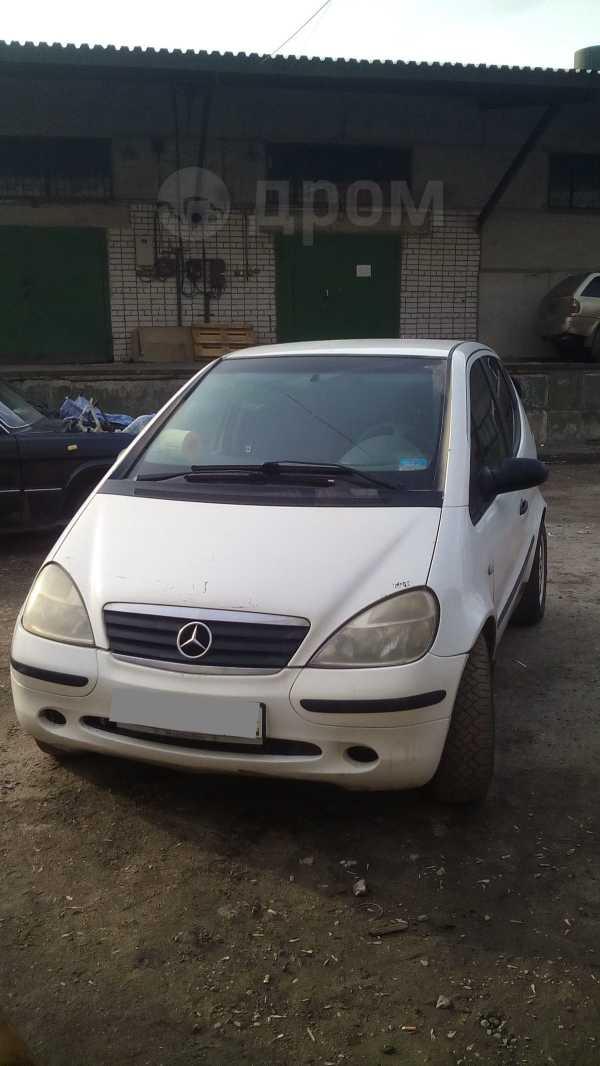 Mercedes-Benz A-Class, 1998 год, 250 000 руб.