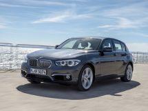 BMW 1-Series 2-й рестайлинг 2017, хэтчбек 5 дв., 2 поколение, F20