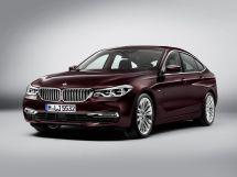 BMW 6-Series Gran Turismo 2017, хэтчбек, 1 поколение, G32