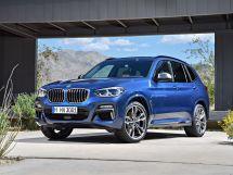 BMW X3 2017, suv, 3 поколение, G01